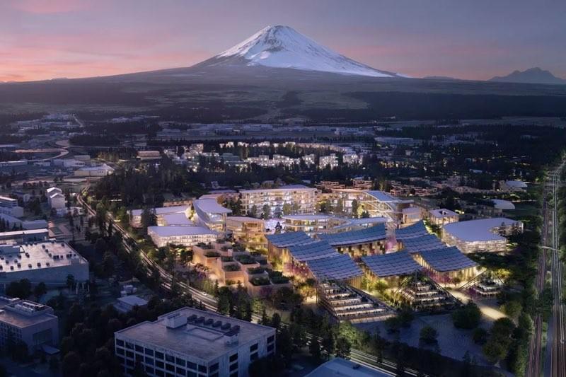 Την πιο προηγμένη τεχνολογικά πόλη χτίζει η Toyota [CES 2020] 2