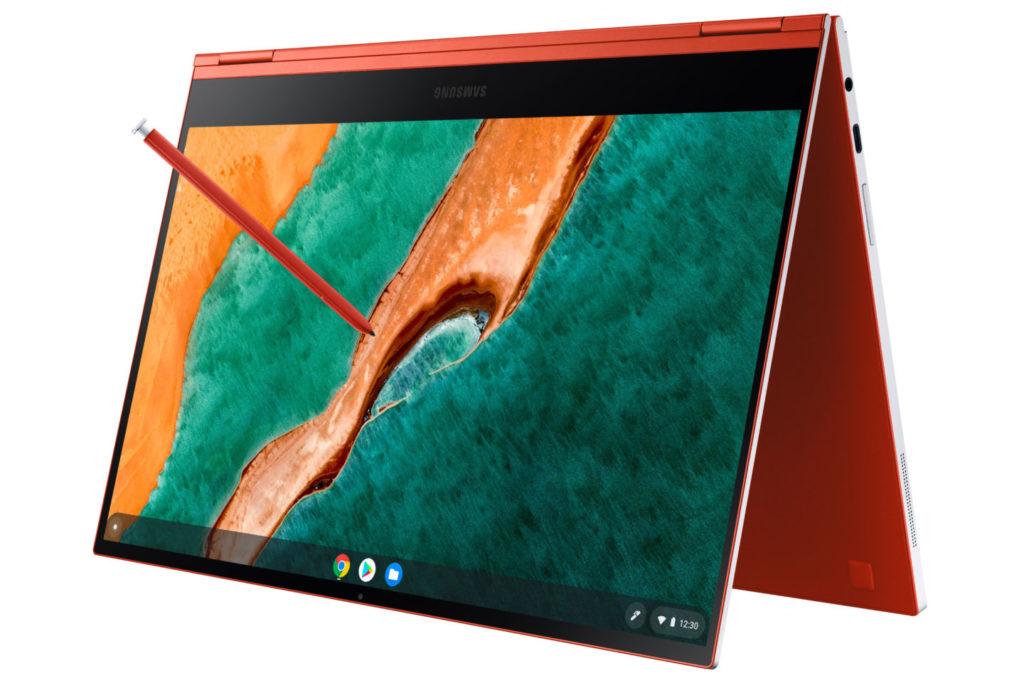Ωραίο και υπερ-πλήρη το νέο Galaxy Chromebook της Samsung Galaxy των 1.000 δολαρίων 7