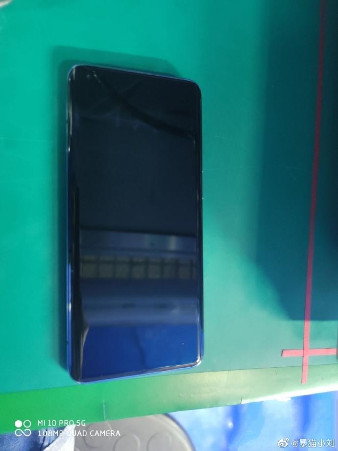 Συλλογή νέων φωτογραφιών δείχνει τον οπίσθιο και εμπρόσθιο σχεδιασμό του Xiaomi Mi 10 Pro 5G 1
