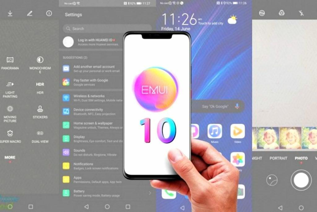 Γνωστοποιήθηκε η λίστα με όλα τα global smartphones της Huawei που αναβαθμίζονται σε EMUI 10 1