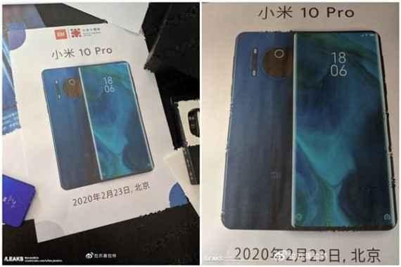 """Ως """"fake"""" χαρακτηρίζει η Xiaomi το νέο υλικό που αναρτήθηκε στο web για το Mi Note 10 1"""