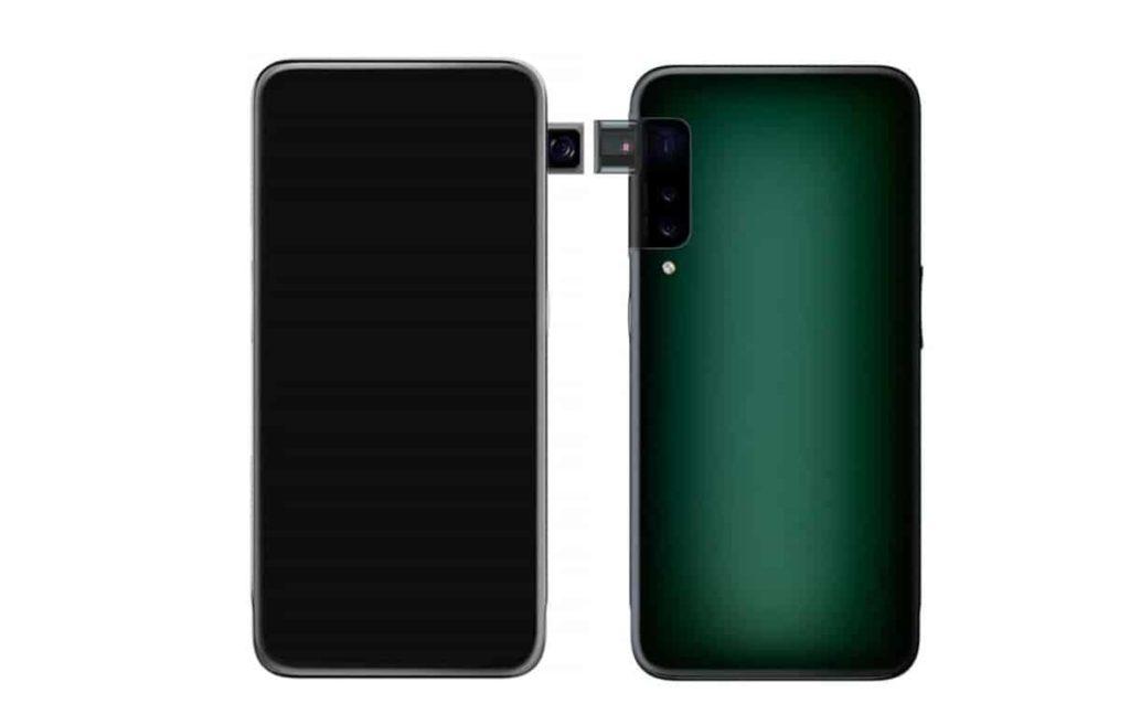 Αναδυόμενη κάμερα στο πλάι σχεδιάζει η OPPO για μελλοντικά της smartphones 1