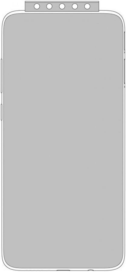 Από δίπλωμα ευρεσιτεχνίας της Xiaomi, βλέπουμε σχεδιασμό αναδυόμενης κάμερας με έως και 7 αισθητήρες 4