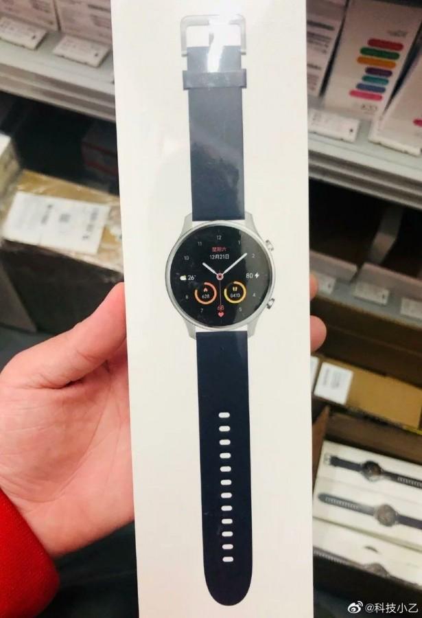 Δες και το κουτί του νέου Xiaomi Wach Color 1