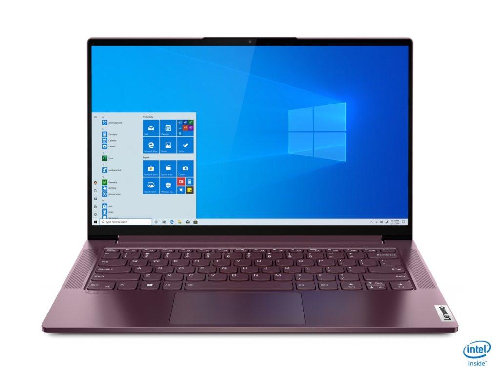 Lenovo Yoga Slim 7: Υπάρχουν παραλλαγές με επεξεργαστές Intel και AMD 2