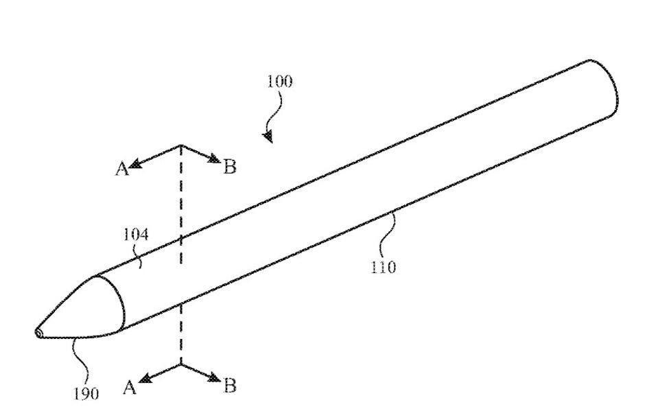 Πολύ σύντομα το Apple Pencil θα περιλαμβάνει κάμερα, βιομετρικό αισθητήρα, μικρόφωνο κ.ά 2