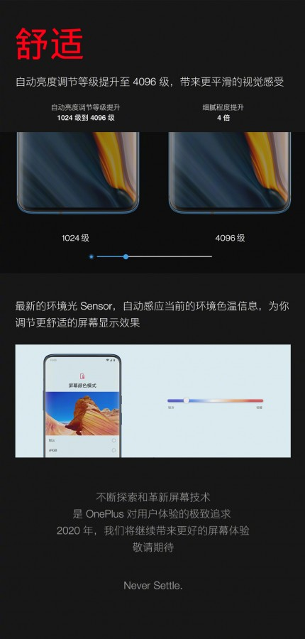 OnePlus: Φανέρωσε νέα οθόνη OLED QHD των 120Hz, πιθανότατα για το OnePlus 8 Pro 4