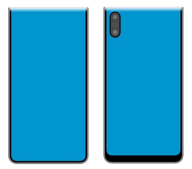 Δύο σχέδια για την δημιουργία πτυσσόμενων smartphones από την Xiaomi 2