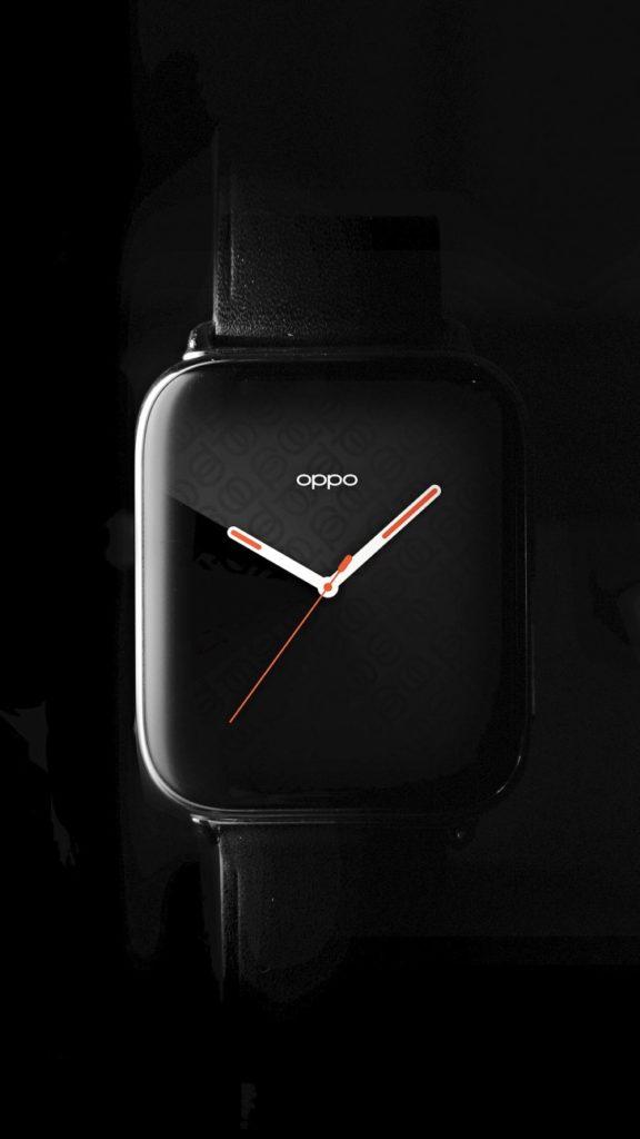 Η δεύτερη πιο κατατοπιστική εικόνα του νέου ρολογιού της Oppo με κυρτό 3D γυαλί 1