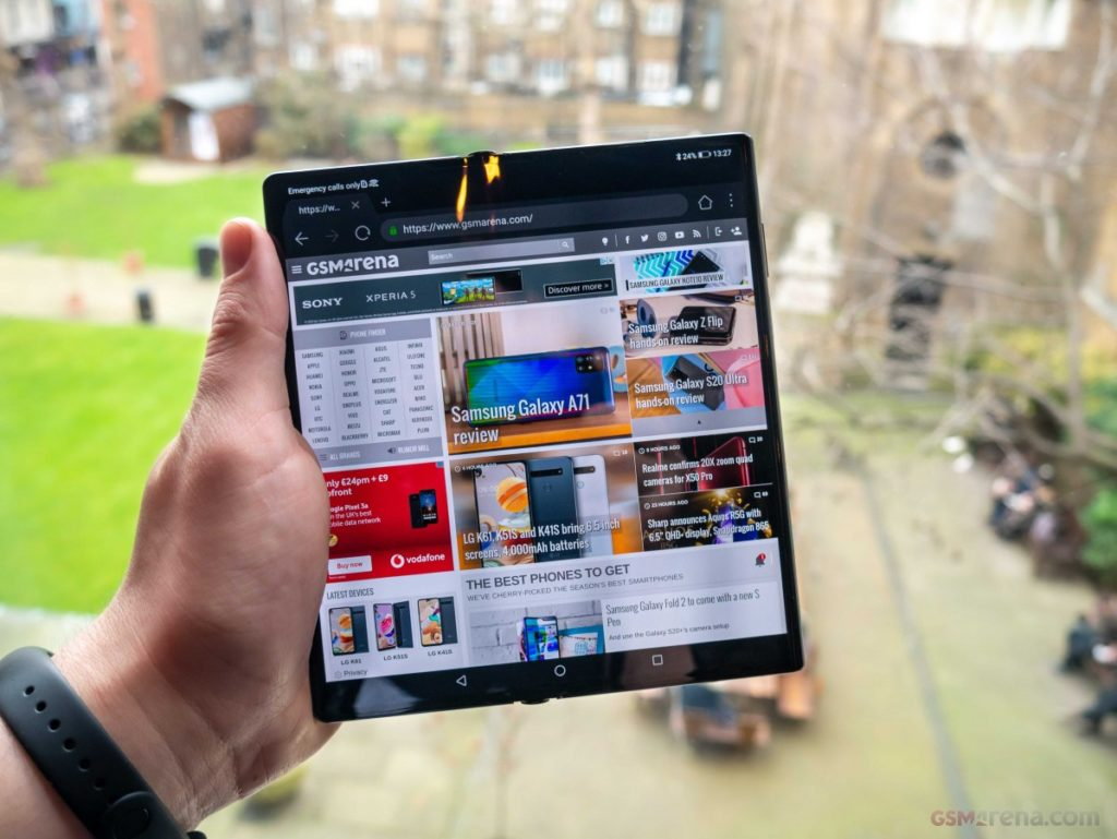 Δείτε και μάθετε τα πάντα για το νέο Huawei Mate Xs που παρουσιάστηκε και κοστίζει € 2.499 1