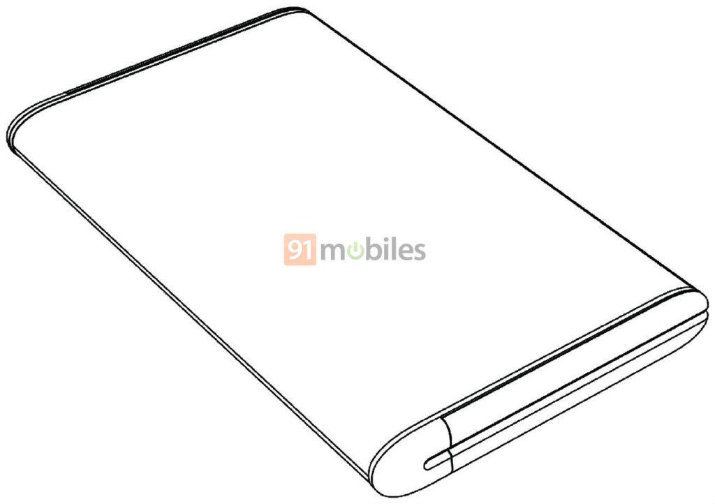 Σε σκίτσα εμφανίστηκε το Xiaomi Mi MIX Fold επηρεασμένο σχεδιαστικά από το Huawei Mate X 4