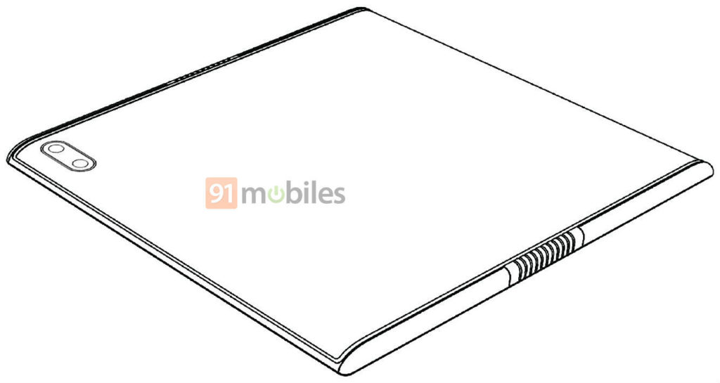 Σε σκίτσα εμφανίστηκε το Xiaomi Mi MIX Fold επηρεασμένο σχεδιαστικά από το Huawei Mate X 6