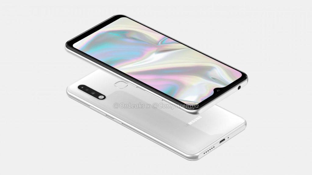 Προβάλλεται σε νέα renders το Samsung Galaxy A70e 2