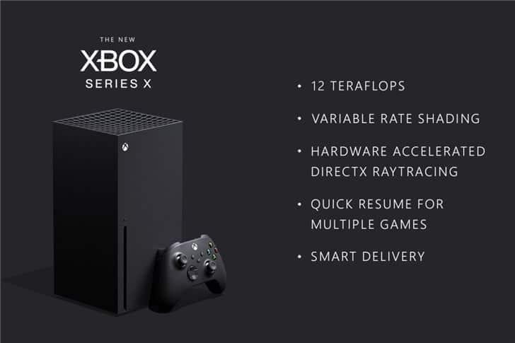 Αποκαλύφθηκαν κι άλλα νέα χαρακτηριστικά για το Microsoft Xbox Series X 1
