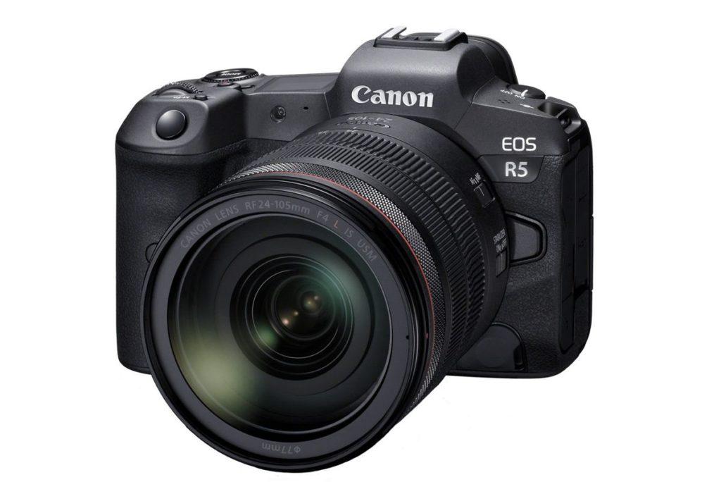 Η επόμενη mirrorless κάμερα της Canon θα είναι σε θέση να τραβήξει βίντεο 8K 1