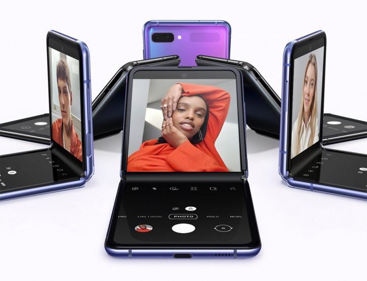 Το Samsung Galaxy Z Flip ανακοινώθηκε με οθόνη UTG και Snapdragon 855+ 1
