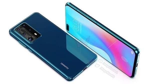 Πέντε κάμερες πίσω και 10x optical zoom για το Huawei P40 Pro 2