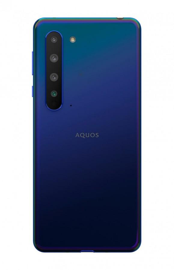 Εισήχθη από την Sharp το Aquos R5G με οθόνη QHD + 6,5 ιντσών, Snapdragon 865 και εγγραφή βίντεο 8K 1
