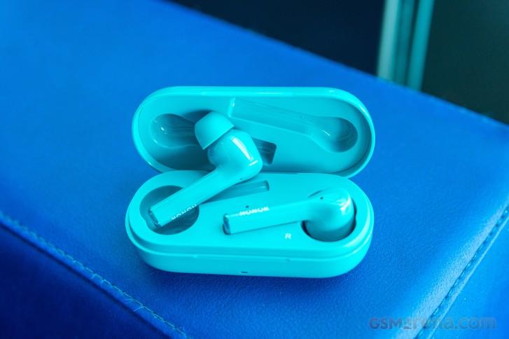 Τα Honor Magic Earbuds φέρουν υβριδική ακύρωση θορύβου κατά τη διάρκεια κλήσεων 1