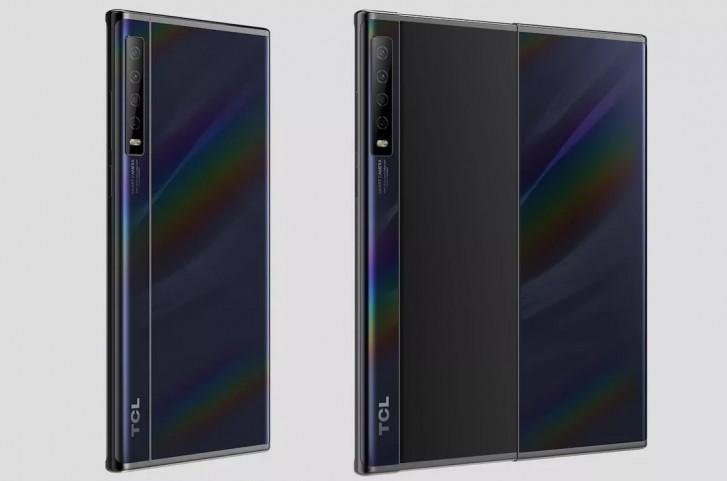 """Ξεχάστε τα πτυσσόμενο smartphones, η TCL """"φλερτάρει"""" με τον σχεδιασμό συσκευής που φέρει οθόνη με μηχανισμό ολίσθησης 3"""