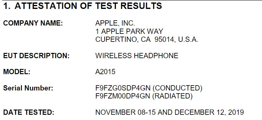 Πιστοποίηση από την FCC πήραν τα νέα ακουστικά Apple Powerbeats 4 1