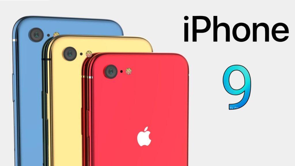 Για τον μήνα Μάρτιο προγραμματίζεται η άφιξη του iPhone 9 1
