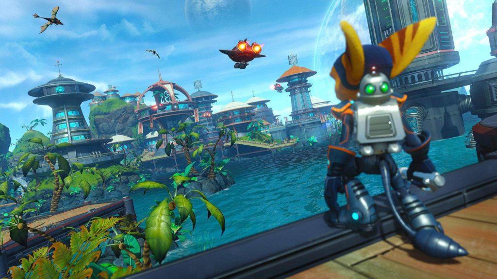 Ένα νέο Rachet & Clank πρόκειται να είναι στο αρχικό ρόστερ του PlayStation 5! 1