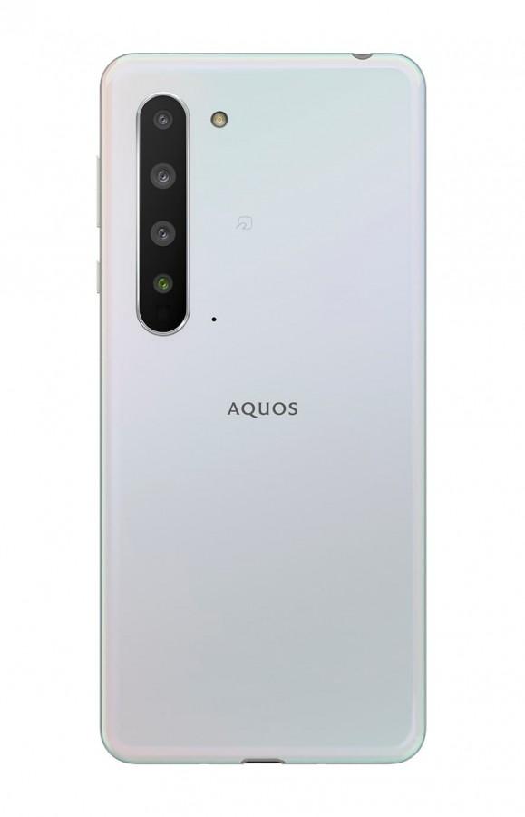 Εισήχθη από την Sharp το Aquos R5G με οθόνη QHD + 6,5 ιντσών, Snapdragon 865 και εγγραφή βίντεο 8K 2