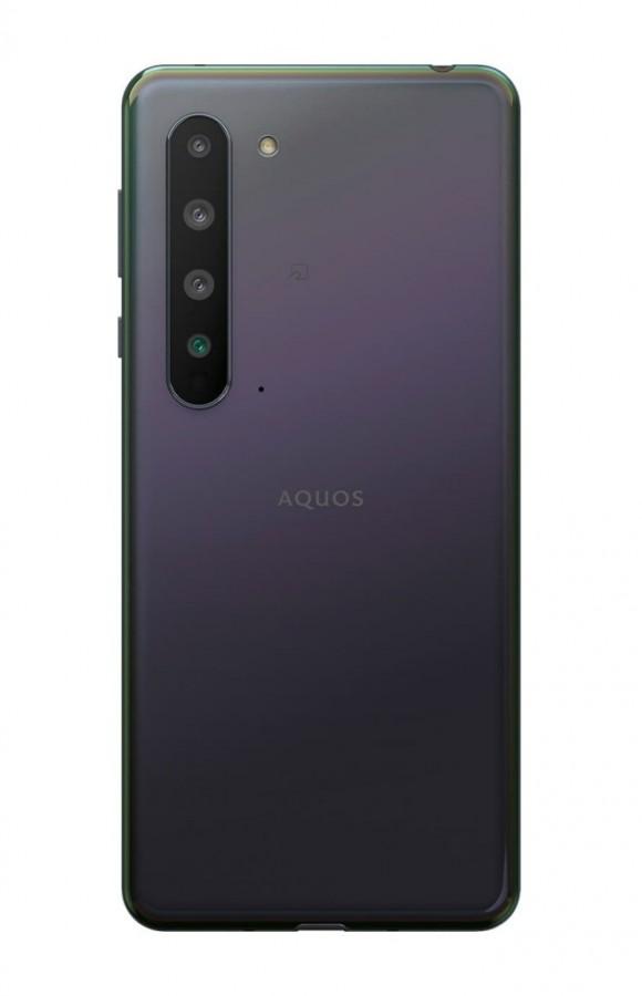 Εισήχθη από την Sharp το Aquos R5G με οθόνη QHD + 6,5 ιντσών, Snapdragon 865 και εγγραφή βίντεο 8K 3