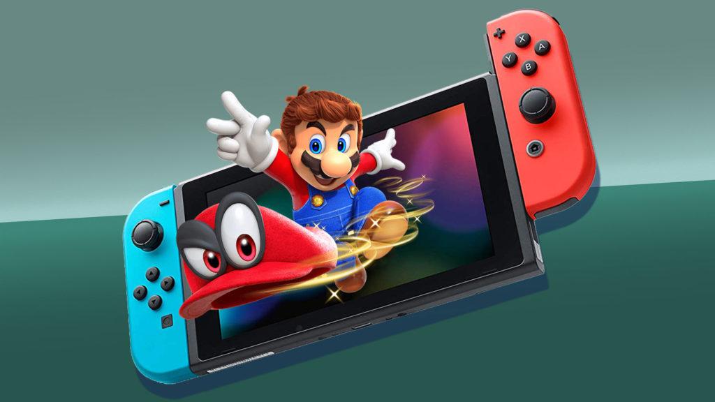 Αδυναμία στην παραγωγή του Nintendo Switch 1