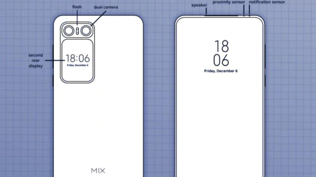 Διαφορετικό σχεδιασμό και διαφορετική κάμερα θα δούμε στο νέο Xiaomi Mi MIX 2020 1
