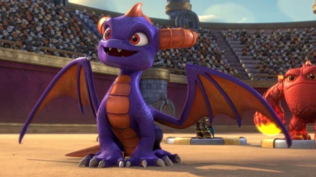 Η ιστορία του Spyro The Dragon! 4