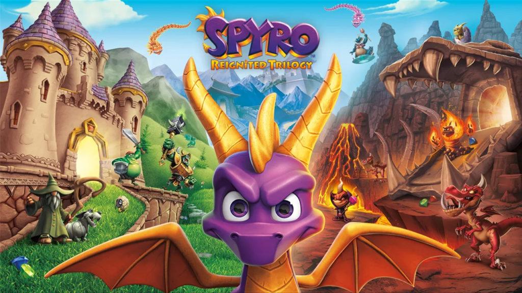 Η ιστορία του Spyro The Dragon! 5