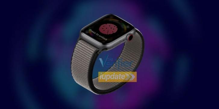 Η Apple φημολογείται ότι θα ενσωματώσει τον αισθητήρα Touch ID στο στέμμα του μελλοντικού Apple Watch 1
