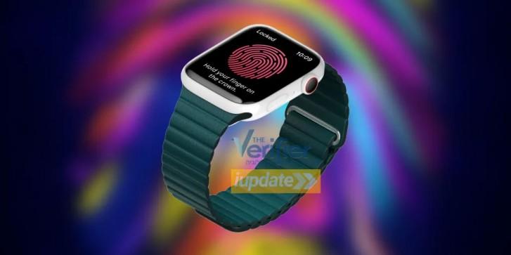 Η Apple φημολογείται ότι θα ενσωματώσει τον αισθητήρα Touch ID στο στέμμα του μελλοντικού Apple Watch 2