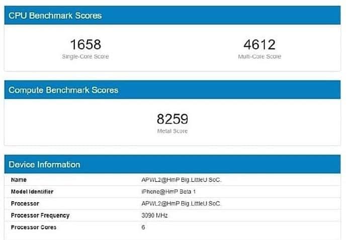 Ισχυρό δείχνει στις πρώτες δοκιμές το νέο chipset Apple A14 Bionic που θα ενσωματωθεί στο νέο iPhone 12 1
