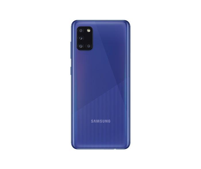 Με τέσσερις κάμερες και οθόνη AMOLED το νέο Samsung Galaxy A31 1