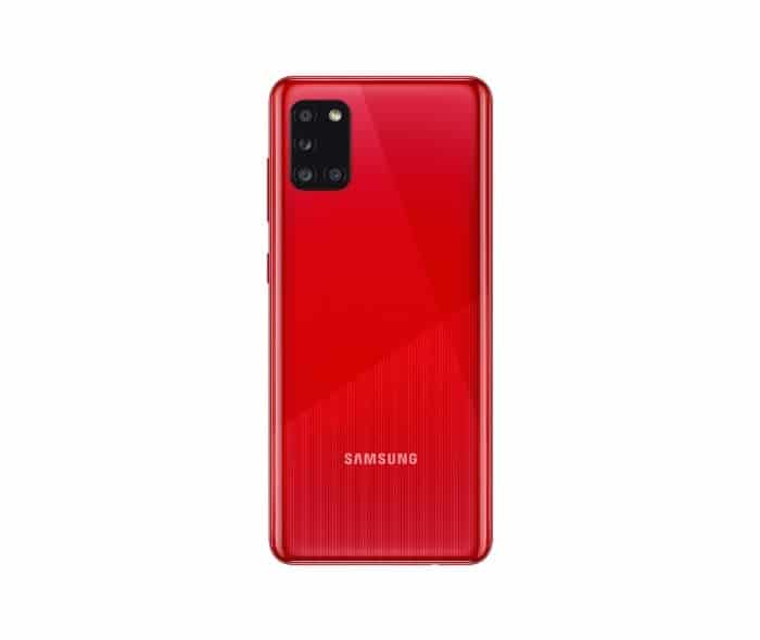 Με τέσσερις κάμερες και οθόνη AMOLED το νέο Samsung Galaxy A31 2