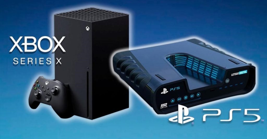 PS5 vs Xbox Series X 1