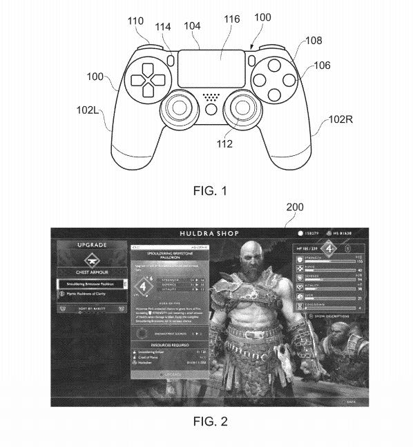 Ίσως στο επόμενο τηλεχειριστήριο του PS5 να υπάρξει  αφαιρούμενη οθόνη για ειδικές ενέργειες 2