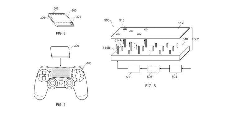 Ίσως στο επόμενο τηλεχειριστήριο του PS5 να υπάρξει  αφαιρούμενη οθόνη για ειδικές ενέργειες 3