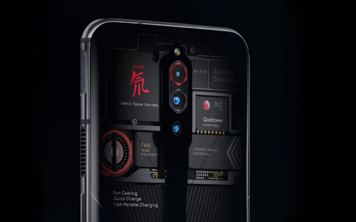 Το Nubia Red Magic 5G είναι εδώ με οθόνη 144Hz, Snapdragon 865 και νέο σύστημα ψύξης 1