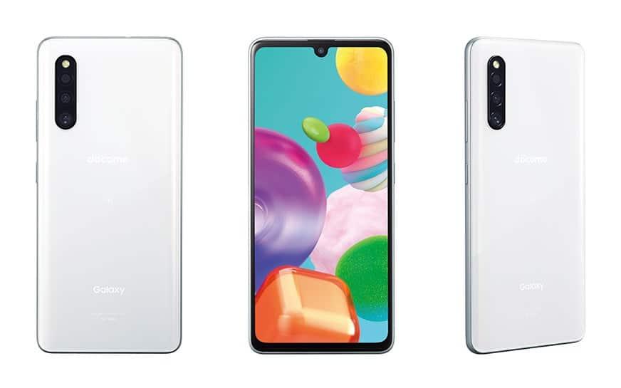Αναβαθμισμένο σε πολλά του σημεία το νέο Samsung Galaxy A41 2