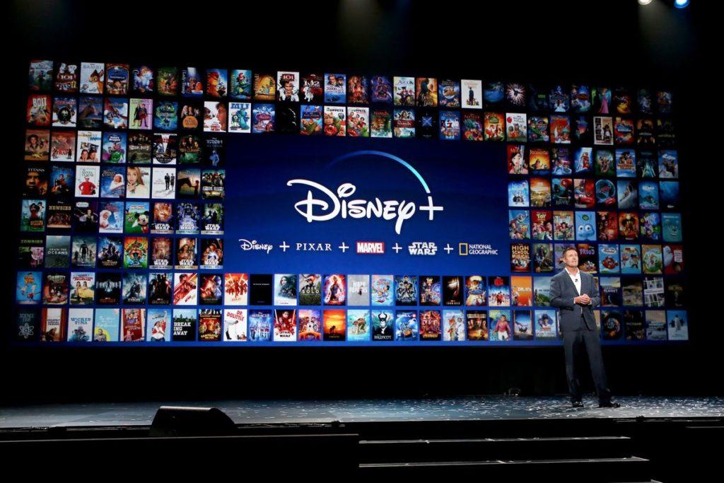Μέτρα προστασίας για να μην προκύψει πρόβλημα λαμβάνει και η υπηρεσία Disney + 1