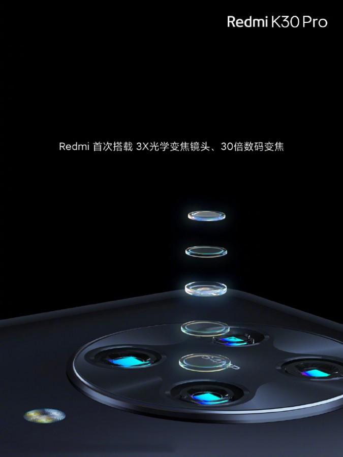Τέλος στην αναμονή εβδομάδων, επίσημα στην Κίνα το νέο Redmi K30 Pro 1