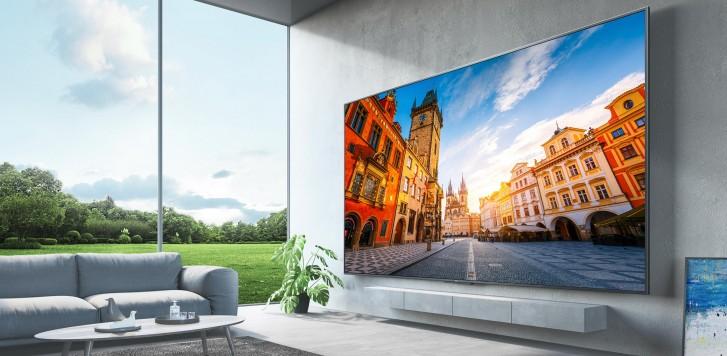 Θέλεις να μετατρέψεις σε cinema το σαλόνι σου; Υπάρχει η νέα Redmi Smart TV MAX των 98 ιντσών 1
