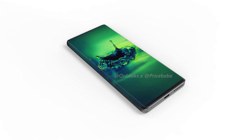 Με οθόνη τύπου waterfall θα εμφανιστεί το επερχόμενο Motorola Edge + και θα φέρει μια μικροσκοπική selfie φωτογραφική μηχανή 1