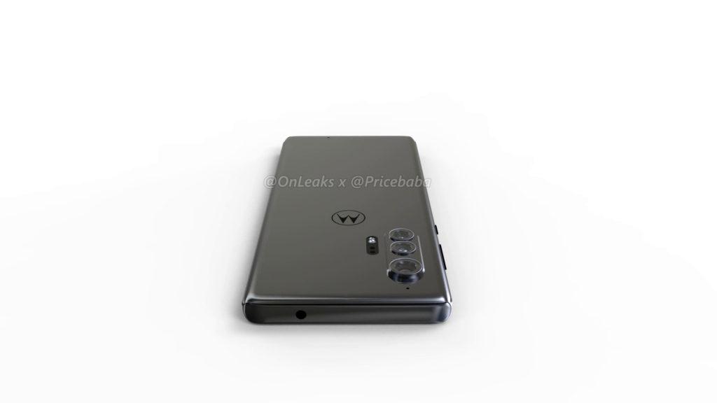 Με οθόνη τύπου waterfall θα εμφανιστεί το επερχόμενο Motorola Edge + και θα φέρει μια μικροσκοπική selfie φωτογραφική μηχανή 7