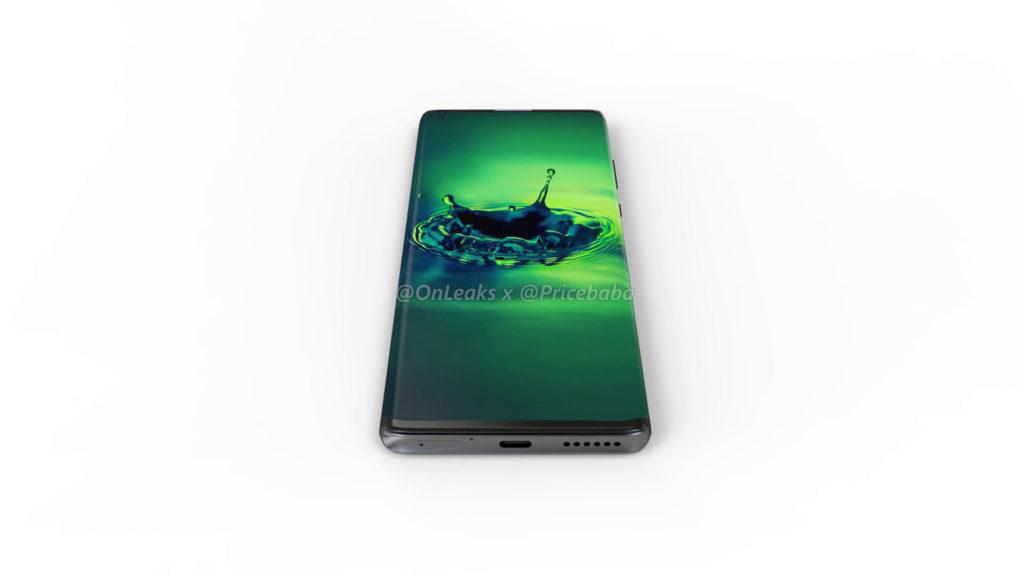 Με οθόνη τύπου waterfall θα εμφανιστεί το επερχόμενο Motorola Edge + και θα φέρει μια μικροσκοπική selfie φωτογραφική μηχανή 2