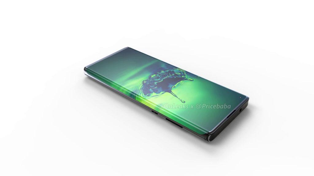 Με οθόνη τύπου waterfall θα εμφανιστεί το επερχόμενο Motorola Edge + και θα φέρει μια μικροσκοπική selfie φωτογραφική μηχανή 3